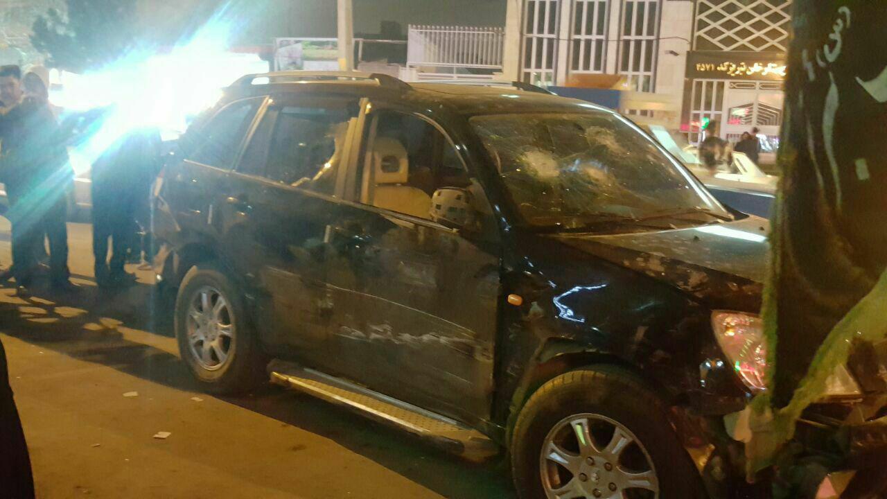 ماجرای تیراندازی در محله یکه دکان تبریز