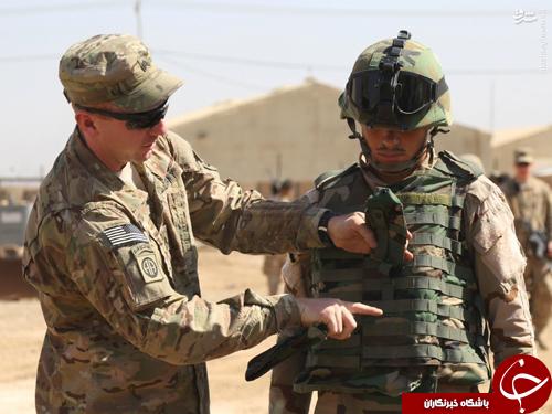 وقتی مستشاران آمریکایی چریک های «مارکسیست» کُرد را آموزش میدهند!/ هدف آمریکا از کمک نظامی به دو طرف یک منازعه چیست؟