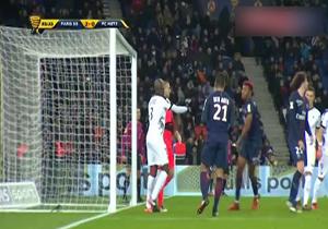 پیروزی پاریسیها مقابل متز در جام حذفی + فیلم
