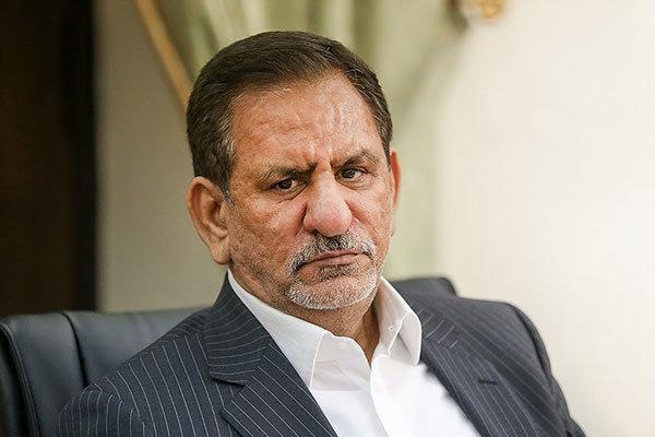 پیام تسلیت جهانگیری به نماینده مردم تهران در مجلس خبرگان رهبری