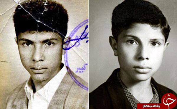 کودکی و جوانی شخصیتهای سیاسی+تصاویر