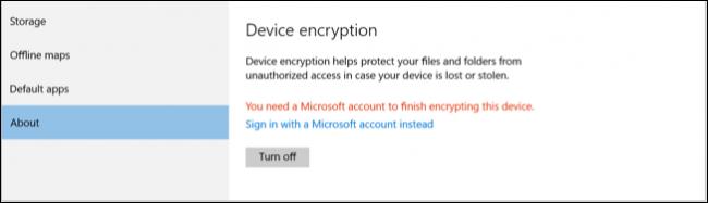 نحوه رمز گذاری روی ویندوز