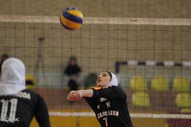 گیوه دومین لژیونر بانوان والیبال ایران