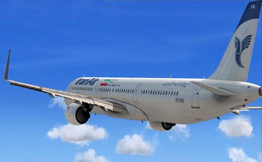 اولین ایرباس وارد آسمان ایران شد/ پرنده فرانسوی در آشیانه مهرآباد +مشخصات فنی