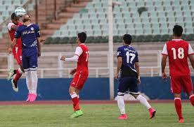 استقلال خوزستان 0 - تراکتورسازی 0