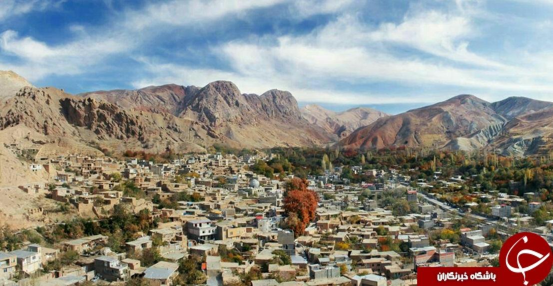 چهارفصل زیبای روستای رویین+ تصاویر