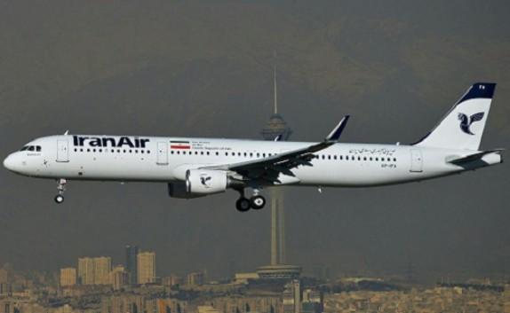 باشگاه خبرنگاران - ورود جوان ترین هواپیمای کشور به فرودگاه مهرآباد + تصاویر