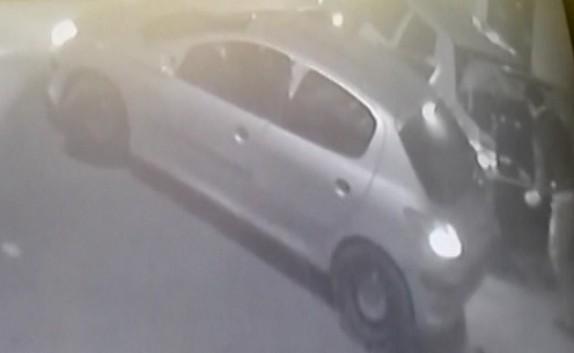 باشگاه خبرنگاران - سرقت نافرجام لوازم خودرو در بهارستان! + فیلم