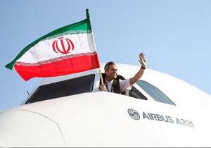 ثبت نشدن خریدهای ایران در فهرست سالانه بوئینگ