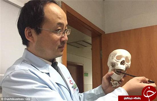نجات معجزهآسای دختر چینی از مرگ حتمی +تصاویر