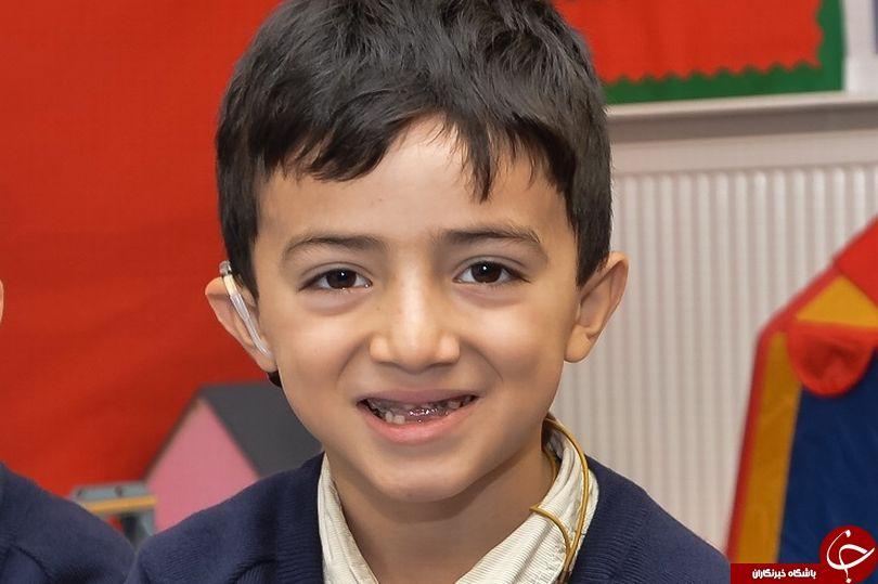 کودک 6 ساله ی ناشنوا، در فهرست ترور داعش!+ تصاویر