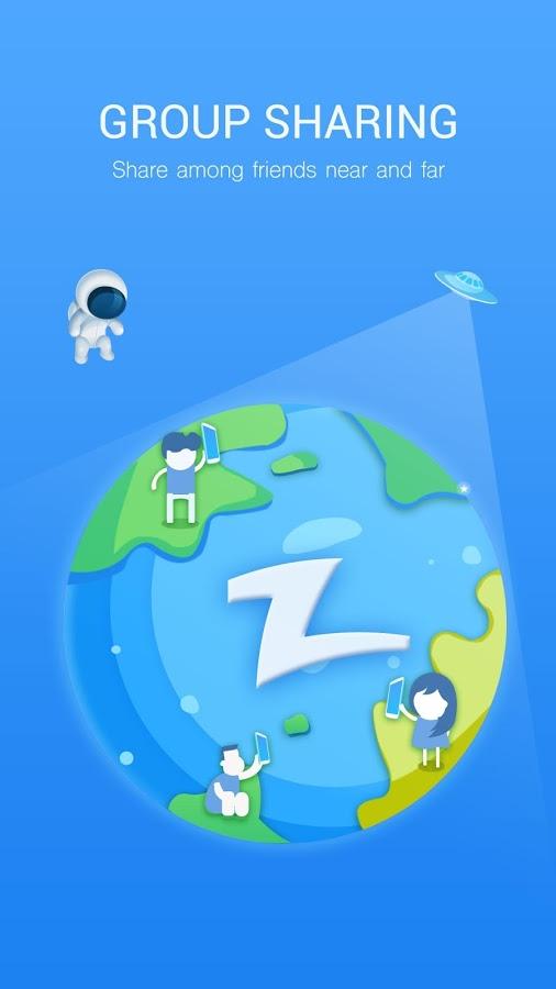 دانلود Zapya برای اندروید و ios / معروفترین نرم افزار انتقال سریع فایل