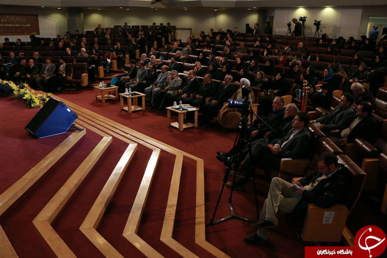 آیین بزرگداشت حامیان نسخ خطی جایزه (سیدعبدالله انوار) در کتابخانه ملی برگزار شد