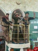 باشگاه خبرنگاران -جدیدترین عکس از محل ایراد خطبه معروف ابوبکر البغدادی