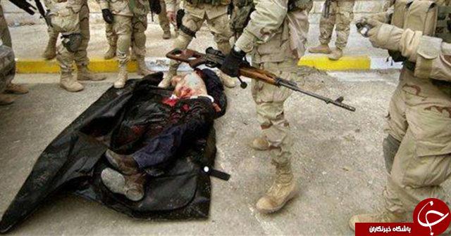 تک تیرانداز افسانهای قاتل جان داعشیها شد +تصاویر