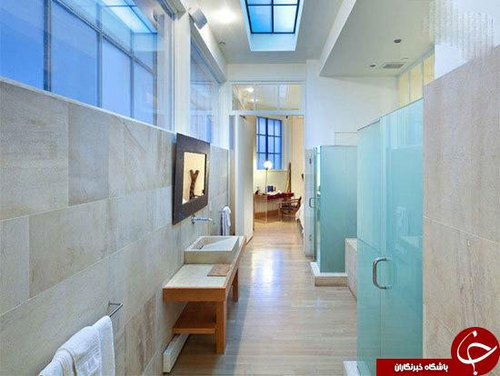 دکوراسیون زیبای خانه هنرپیشه هالیوودی +تصاویر