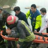 باشگاه خبرنگاران - سقوط مردی در رودخانه پسیخان حین ماهیگیری + تصاویر