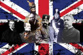 ایرانسان، رویای انگلستان