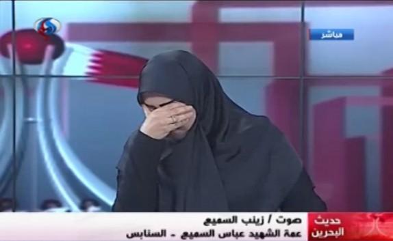 باشگاه خبرنگاران - گریه مجری و کارشناس شبکه العالم حین پخش زنده + فیلم