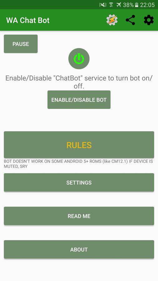 دانلود AutoResponder for WA Pro برای اندروید / نرم افزار  پاسخ دهی خودکار به پیام های واتس اپ