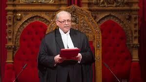 اعتراض حامیان حقوق بشر به سفر سناتورهای کانادایی