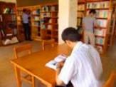 باشگاه خبرنگاران - دست خیر خیران زنجانی برای ساخت کتابخانه