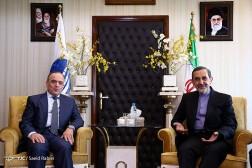 باشگاه خبرنگاران - دیدار نخست وزیر سوریه با رئیس مرکز تحقیقات استراتژیک