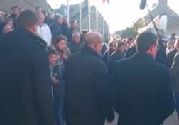 باشگاه خبرنگاران - سیلی خوردن نخست وزیر سابق فرانسه از جوانی 18 ساله! + فیلم