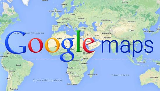 پارک کردن را ساده با نقشه های گوگل +تصاویر