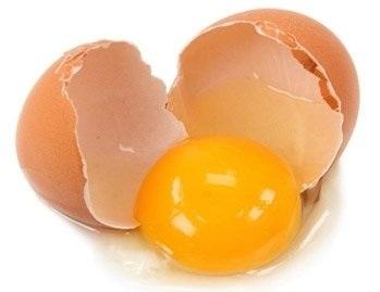 مصرف تخم مرغ آب پز در صبحانه عضله ساز است