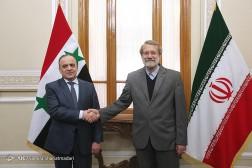 باشگاه خبرنگاران - دیدار رئیس مجلس با نخست وزیر سوریه
