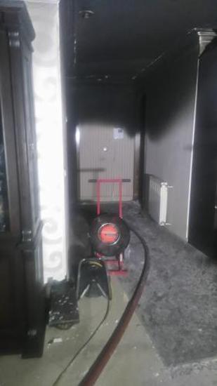حریق سونای خانگی در شرق تهران/ حادثه خسارت جانی نداشت