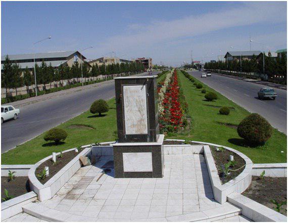 احداث 840 هکتار فضاي سبز در نواحي صنعتي خراسان رضوي
