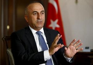 وزیر خارجه ترکیه از حضور آمریکا در مذاکرات آستانه خبر داد