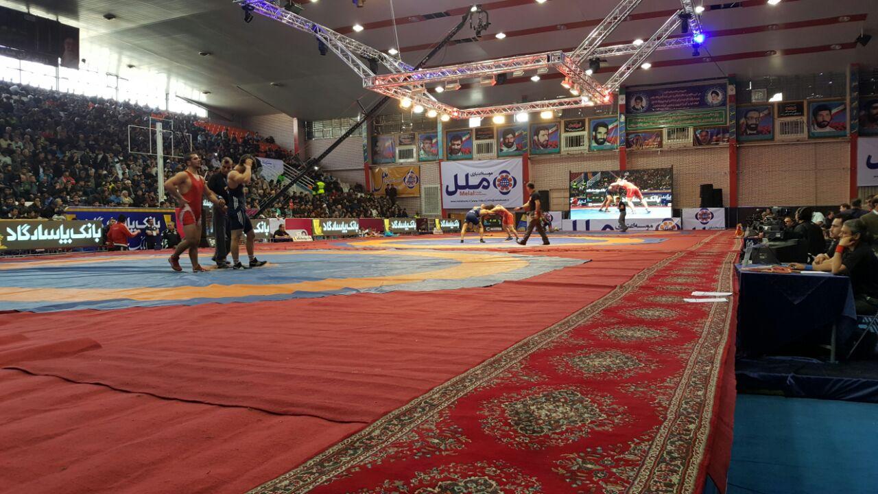آغاز مسابقات جام تختی در مشهد مقدس
