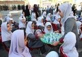 باشگاه خبرنگاران - توزیع مرحله نخست شیر رایگان در مدارس شهرستان بیلهسوار