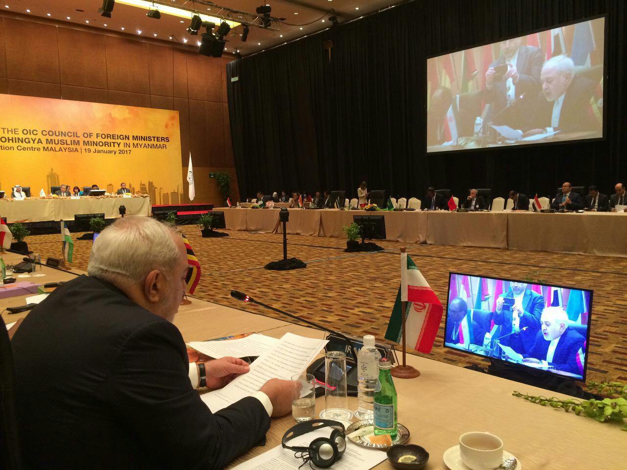 خواستار تمرکز سازمان ملل متحد به موضوع مسلمانان میانمار شد