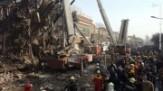 باشگاه خبرنگاران - ناگفته های یک نجات یافته پلاسکو از دلیل حادثه