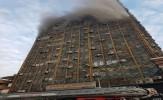 باشگاه خبرنگاران -بازتاب حادثه ساختمان پلاسکو در رسانههای خارجی