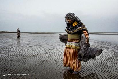 بومیان جزیره هرمز