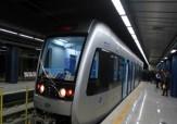 باشگاه خبرنگاران - درگیری لنت ترمز قطار با چرخ موجب انتشار دود در ایستگاه بهشتی شد