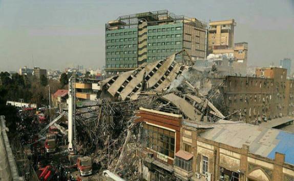 باشگاه خبرنگاران - بازتاب حادثه ساختمان پلاسکو در رسانههای خارجی