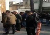 باشگاه خبرنگاران - صف چند صد متری مقابل مراکز انتقال خون + فیلم