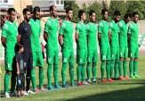 باشگاه خبرنگاران - تساوی خیبر خرم آباد در بازی خانگی مقابل سپیدرود رشت