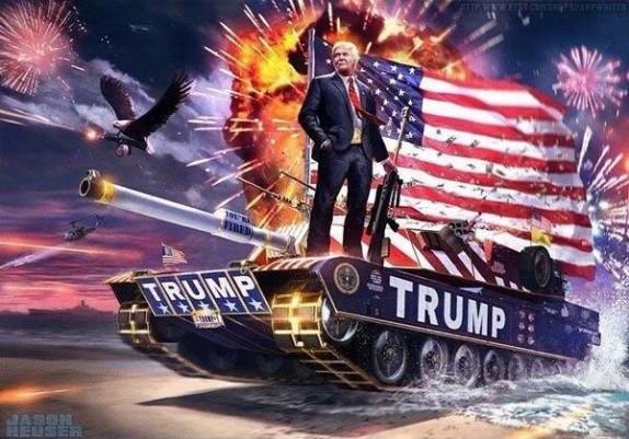باشگاه خبرنگاران - احتمال درگیری هواداران و مخالفان ترامپ در روز تحلیف/واشنگتن به یک دژ نظامی تبدیل شده است