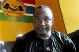 باشگاه خبرنگاران - رئیس جمهور جدید گامبیا، در سنگال سوگند میخورد