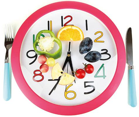 میان وعده های مقوی برای لاغری در ساعات عصر
