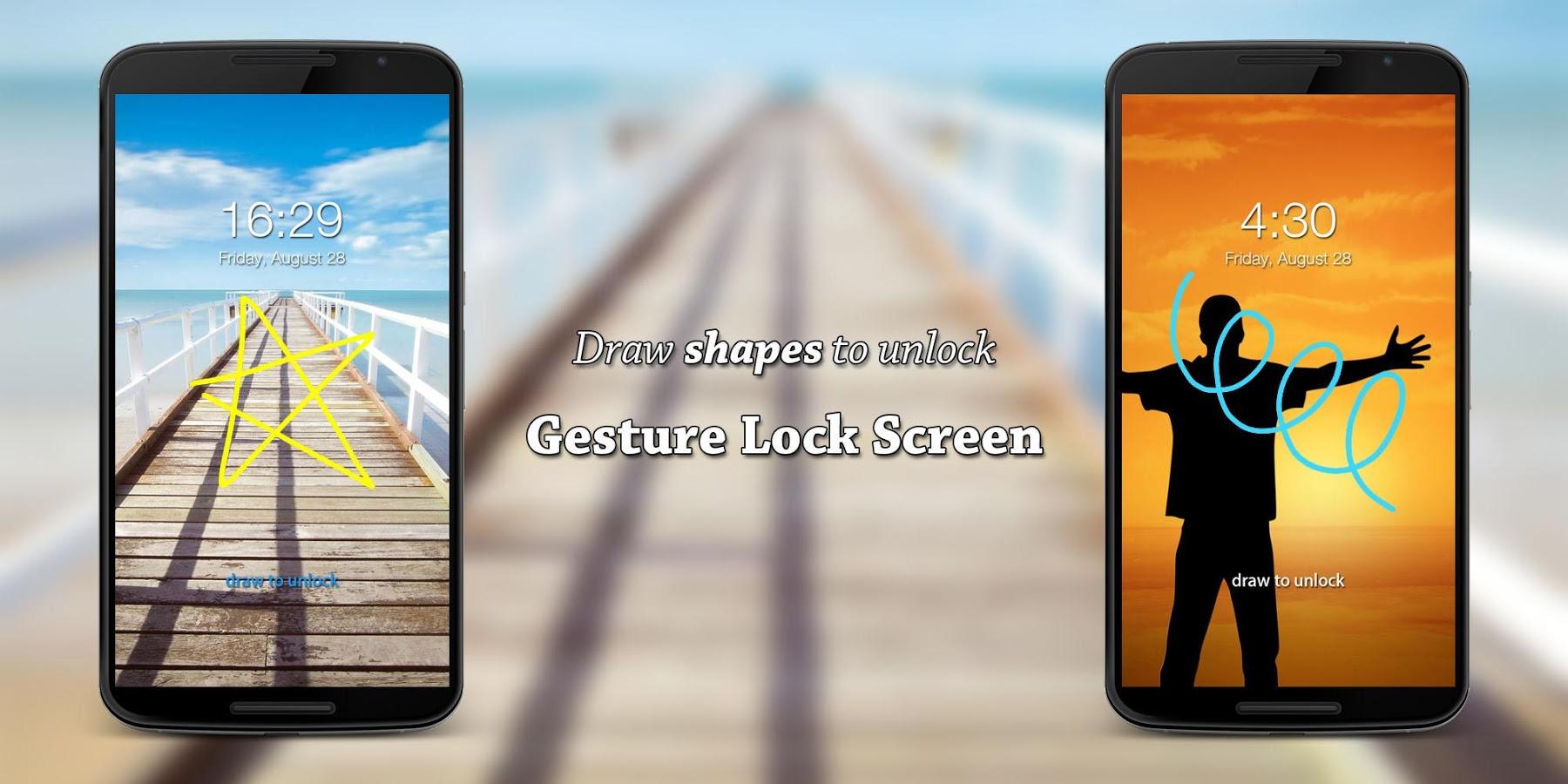 دانلود Gesture Lock Screen PRO بر ای اندروید / قفل صفحه نمایش با الگوی دلخواه