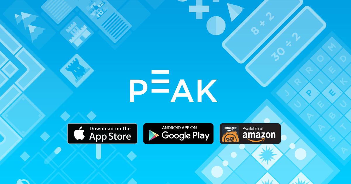 دانلود Peak – Brain Training 3.18.13 برنامه پرورش و تمرین مغز اندروید7.16