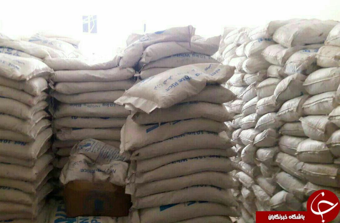 کمکهای مردمی سازمان ملل برای چه کسانی در سوریه ارسال میشود + تصاویر